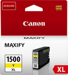 Canon PGI-1500Y XL Yellow (9195B001)