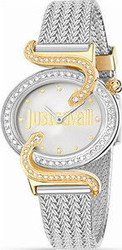 Just Cavalli Sin Crystal Stainless Steel Strap R7253591508