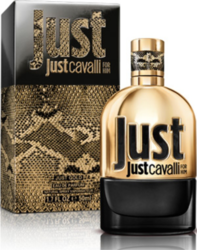 Roberto Cavalli Just Gold For Him Eau De Parfum 90ml