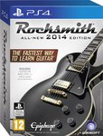 Rocksmith 2014 with Cable PS4