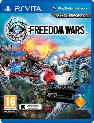 Freedom Wars PS Vita