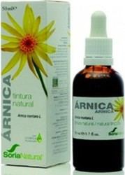 Soria Natural Arnica Extract 50ml