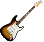 Fender Standard Stratocaster HSS Maple Brown Sunburst