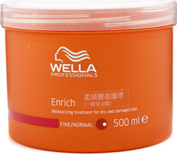 Wella Professionals Enrich Treatment for Dry & Damaged Hair 500ml