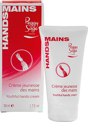 Peggy Sage Youthful Hands Cream 50ml