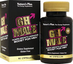 Nature's Plus GH Male Human Growth Hormone Boost For Men 60 κάψουλες