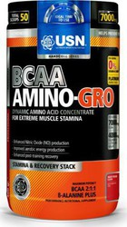 USN BCAA Amino Gro Fruit Fussion 300gr