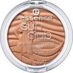 Essence Sun Club Shimmer Bronzing Powder Lighter Skin 30 Sunloved 9gr