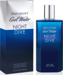 Davidoff Cool Water Night Dive Eau de Toilette 125ml
