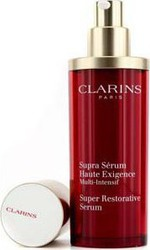 Clarins Super Restorative Decollete & Neck Serum Concentrate 50ml (Pump)