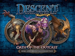 Fantasy Flight Descent: Oath of the Outcast