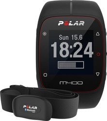 Polar M400 HR (Black)