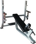 X-FIT Incline Olympic Bench