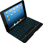 Zagg Cover with Backlit Keyboard for iPad mini