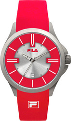 Fila Sport Red Rubber Strap 38-062-002