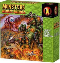 Wizards of the Coast Monster Menace America