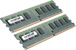 Crucial 4GB DDR2-800MHz (CT2KIT25672AA80EA)