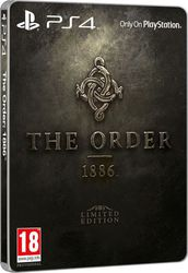The Order 1886 (Limited Edition) PS4