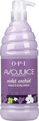 OPI Avojuice Lotion Violet Orchid Juicie 600ml