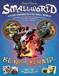 Days of Wonder Small World: Be Not Afraid