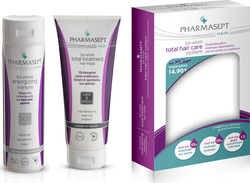 Pharmasept Tol Velvet Hair Care System Energizing Shampoo Normal 250ml + Tol Velvet Total Repair Hair Mask 200ml