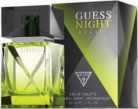 Guess Night Access Eau de Toilette 100ml