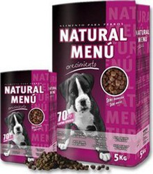 Natural Menu Puppy Semi Moist 5kg