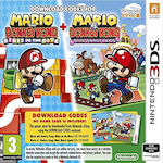 Mario and Donkey Kong: Minis on the Move + Mario vs. Donkey Kong: Minis March Again! 3DS