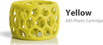 3D Systems CubePro ABS Yellow (401411-01)