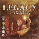 Portal Games Legacy: Testament of Duke de Crecy