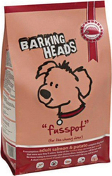 "Barking Heads ""Fusspot"" Adult Salmon 2kg"