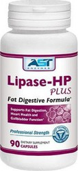 AST Enzymes Lipase-HP Plus 90 κάψουλες