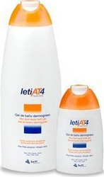 Leti Labs LetiAT4 Skin Lipid repair Bath Gel 200ml