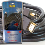 FT Electronics HDMI Cable HDMI male - HDMI male 5m (FTT1-025)