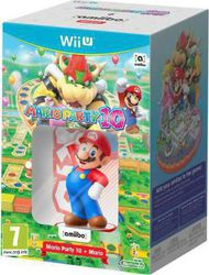 Mario Party 10 (amiibo Bundle) Wii U