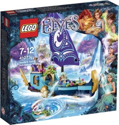 Lego Elves Naida's Adventure Ship 41073