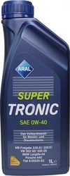 Aral SuperTronic 0W-40 1L