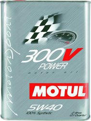 Motul 300V Power 5W-40 2lt