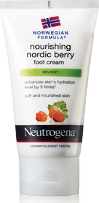 neutrogena nourishing foot cream