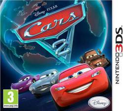 Cars 2 The Video Game 3DS