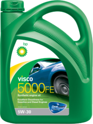 BP Visco 5000 FE 5W-30 4L