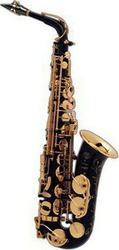 SELMER Series III Βlack Lacquer Engraved Άλτο Σαξόφωνο