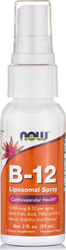 Now Foods B-12 Liposomal 59 ml