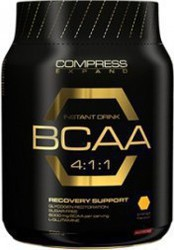 Nutrend Compress Bcaa Instant 4:1:1 500gr Πορτοκάλι