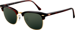 Ray Ban Clubmaster Classic RB3016 W0366