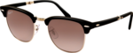 Ray Ban Clubmaster Folding RB2176 901S/M8