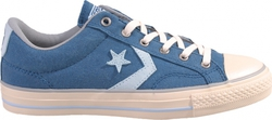 Converse Star Player Ev Ox Midnight Hour/natural/fountain Blue 147484C