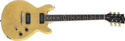 Gibson Les Paul Special Double Cut 2015 Trans Yellow Top