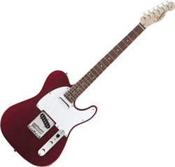 Squier Affinity Telecaster Metallic Red