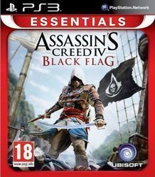 Assassin's Creed IV: Black Flag (Essentials) PS3